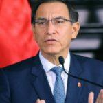 Vizcarra observará ley de financiamiento ilegal de partidos (VIDEO)