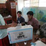 La segunda vuelta de elecciones regionales será de acuerdo a ley