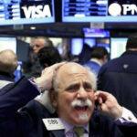Wall Street cierra la jornada con pérdidas y el Dow Jones baja un 0.72%