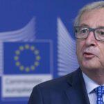 """Juncker pide en Viena parar al """"estúpido populismo"""" antes de que sea tarde"""