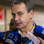 Zapatero insiste en el diálogo como única vía para la crisis venezolana