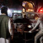Afganistán: Al menos 40 muertos y 60 heridos en una explosión en salón de bodas en Kabul