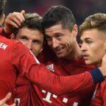 Champions League: Bayern Múnich goleó sin piedad 5-1 a Benfica por la fecha 5