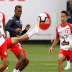Perú vs Costa Rica: La bicolor realizó en la Videna su tercer día de entrenamiento