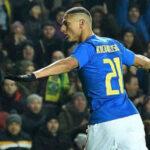 Brasil vs Camerún: El Scratch gana 1-0 con gol de Richarlison de Andrade