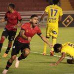 FBC Melgar vence 1-0 a Unión Comercio y mantiene la punta del Torneo Clausura
