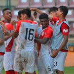 Perú golea 3-0 a Venezuela y logra el título del Torneo Cuadrangular Sub 20