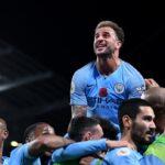 Manchester City gana 3-1 a Manchester United por la fecha 13 de la Liga Premier