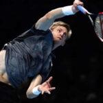 Nitto Finales ATP: Anderson clasifica doblegando en 64 minutos a Nishikori
