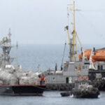 Alerta en el Mar Negro: buque ruso embistió a remolcador ucraniano en confuso episodio