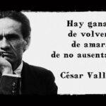 """Perú celebra los 100 años de """"Los heraldos negros"""" de César Vallejo"""
