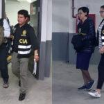 Dictan 36 meses de prisión preventiva contra Pier Figari y Ana Herz