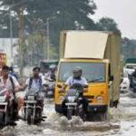 India: Al menos 23 muertos dejó el ciclón Gaja por las inundaciones y caídas de árboles (VIDEO)