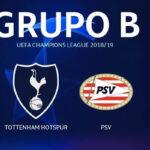 Champions League: Resultados y clasificación del Grupo B