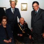 Homenaje por el centenario del doctor Héctor Cornejo Chávez