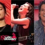 Latin Grammy: Carlos Vives, Rosalía, Lafourcade vencedores en la gala previa
