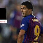 Liga Santander: Luis Suárez investido como mejor jugador en octubre