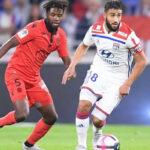 Liga de Francia: El Lyon se aupó al 2° puesto ganando 1-0 al Saint Etienne