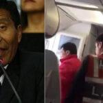Aeromoza de Latam denunció a congresista fujimoristaMamanipor tocamientos indebidos