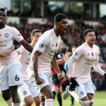 Premier League: El United sobre la hora venció 2 a 1 al Bournemouth