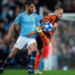 Liga de Campeones: Manchester City clasifica goleando 6-0 al Shakhtar Donetsk