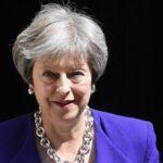 """May dice que acuerdo con la UE creará una nueva """"área de libre comercio"""""""