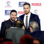Liga Santander: Messi 'Pichichi' de la Liga 2017-18 y también gana el MVP