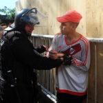 River-Boca: Al menos 29 detenidos por fuertes disturbios antes de la final (Fotos)