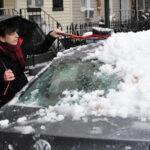 EEUU: Tormenta Avery de nieve deja cinco muertos en las carreteras