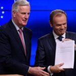 Líderes de UE se reunirán 25 noviembre para decidir sobre acuerdo brexit
