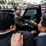 Alan García: Este sábado evalúan pedido para que no deje el país