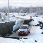 EEUU: Terremoto de 7 grados de magnitud remece Alaska y deja cuantiosos daños (VIDEO)