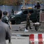 Afganistán: Ataque de terrorista suicida en manifestación deja 10 muertos y 24 heridos (VIDEO)