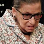EEUU: Jueza suprema Ruth Bader Ginsburg se fractura 3 costillas al sufrir caída en su oficina (VIDEO)