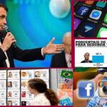Facebook y Twitter: Bolsonaro no pagó por patrocinar sus publicaciones