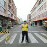 Restringen ingreso de vehículos a Mesa Redonda y Mercado Central