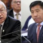 Frente Amplio pedirá a Junta de Portavoces priorizarlos casos de Chávarry y Mamani