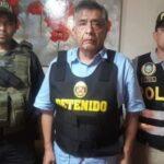 Chiclayo: Detienen alcalde presunto cabecilla de banda criminal (VIDEO)