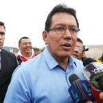 Félix Moreno: Jueza evaluó pedido de 36 meses de prisión preventiva