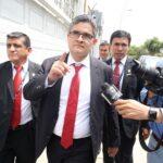 Pérez: Giuliana Loza motivó a falsos aportantes a entregar información falsa a MP