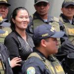 Keiko Fujimori continuará cumpliendo prisión preventiva (VIDEO)