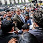 Perú entregó a embajador de Uruguay información sobre García
