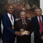 Huaura rinde homenaje a la ANP y a la Universidad Jaime Bausate y Meza