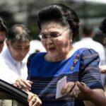 Filipinas: Imelda Marcos condenada a 11 años por delitos de corrupción