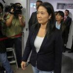 Fiscalía presentará este lunes primer recurso contra liberación de Keiko Fujimori