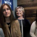 Hillary Clinton urge a votar contra el radicalismo y la corrupción de Trump