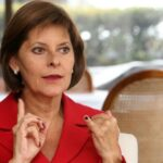 Vicepresidenta colombiana pide inhabilitar por 20 años a Odebrecht en el país