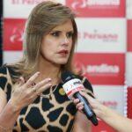 Mercedes Aráoz sobre denuncia: Nadie me asustará con amenazas