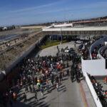 EEUU cierra la frontera en San Diego por un intento de asalto masivo de migrantes