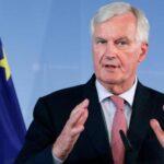 """Barnier asegura que UE apoya acuerdo preliminar sobre el """"brexit"""""""